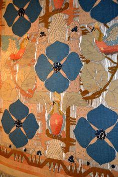 Relatert bilde Tapestry Weaving, Fall 2015, Art Nouveau, Pattern Design, Textiles, Quilts, Blanket, Inspiration, Home Decor