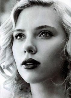Scarlett Johansson's Face list