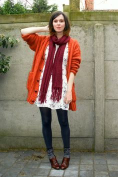 It's almost that time of year! Show your SU Spirit with this orange and maroon fall look!