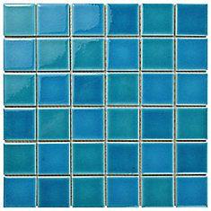 Mosaic Tile Backsplash Tile The Home Depot Canada Mosaic