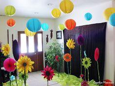 Creative Mommas: Alice In Wonderland Birthday Party