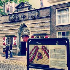 The #weeshuis, ancient #orphanage of the #city of #Leiden