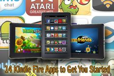 Top 14 Kindle Fire Android Apps