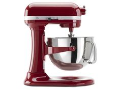 Community price: $26.12, KitchenAid KP26M1XER 6 Qt. Professional 600 Series - Empire Red