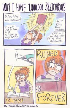 Artist problems