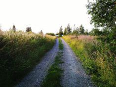 Kylätie. Village road. #Sivakka #Sivakkavaara #perisivakka #Valtimo #maaseutu #PohjoisKarjala #maaseudunalasajo #villageroad Keep Calm And Love, Countryside, Country Roads