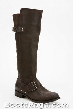 DV By Dolce Vita Lucianna Riding Boot - Women Boots And Booties