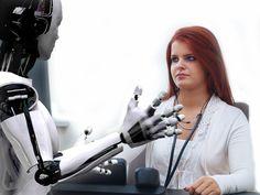 Roboter sind künftig die besseren Operateure und Pfleger
