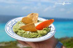 Guacamole a Tulum