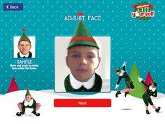 Met de app ElfYourself of via de websitemaak je heel snel een kerstvideo. Je kan tot 5 figuren laten dansen en hun gezichten nemen uit de C...