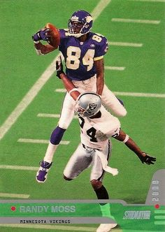 Randy Moss, Minnesota Vikings