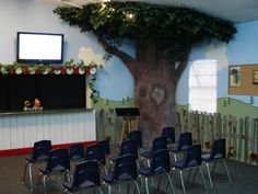 childrens ministry rooms - Google Search