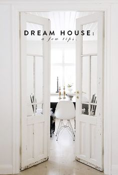 dream house: a few things i've learned about buying / sfgirlbybay