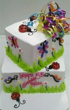 THE CAKE SPECIALIST not in Bellevue Different colors Possible