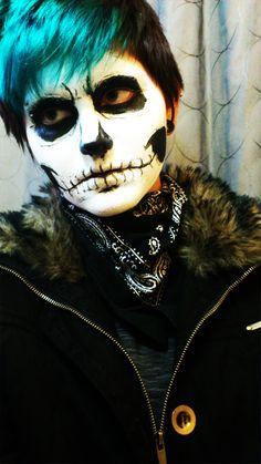 skull face   Tumblr