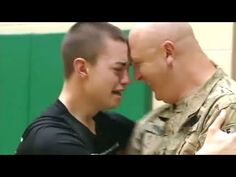 Heartwarming Video, Soldier Dad Surprises Sons And Their Reactions Are PRICELESS! - YouTube