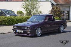 BMW E30 Pickup | Flickr - Photo Sharing!
