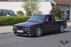 BMW E30 Pickup | Flickr - Photo Sharing!