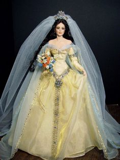 Cindy McClure Bride Doll