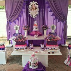 Disney Violetta Birthday Party Ideas
