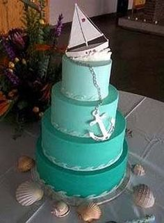 :O my favorite color.... AND THEME! this cake was made for my stomach!