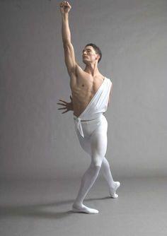 The Joffrey Ballet's Fabrice Calmels