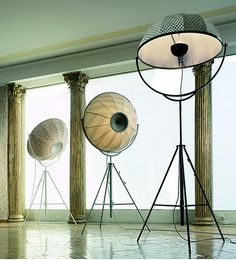 Lámpara Fortuny reedited by Palluco   Fortuny lamp: sculptural lighting object, designed Mariano Fortuny in 1907 - Pallucco