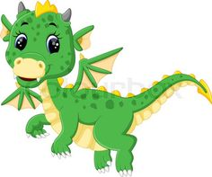 """Buy the royalty-free Stock vector """"Vector illustration of Cute baby dragon cartoon"""" online ✓ All rights included ✓ High resolution vector file for print. Puff The Magic Dragon, Cartoon Online, Dinosaur Images, Dinosaur Coloring, My Little Pony Party, Cute Dragons, Baby Dragon, Dragon Art, Applique Patterns"""