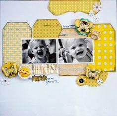 baby layout idea