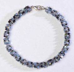 Diamond Chain Bracelet - Diane Fitzgerald