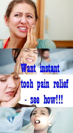 Acupuncture Pain Relief Want instant tooth pain relief - see how! Tooth Pain Relief, Remedies For Tooth Ache, Receding Gums, Facial Muscles, Best Oral, Oral Hygiene, Oral Health, Health Tips