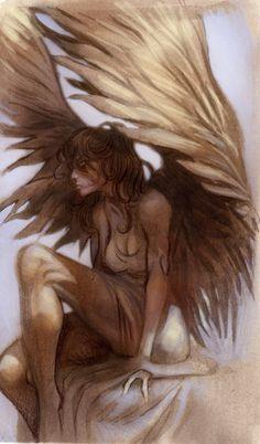 Angels from deviantART