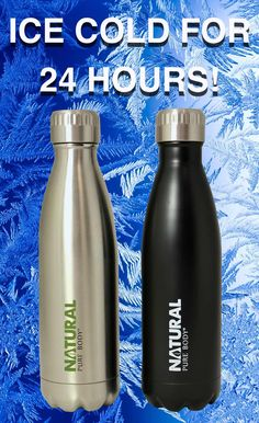 Awesome Flask for the Eco & Health Conscious https://www.amazon.co.uk/dp/B017HDHLL8/ When it's hot hot hot add some ice cubes for a refreshing thirst quenching drink on the go. On a cold day add hot soup to your bottle for hot soup-ey goodness or hot tea/coffee for up to 16 hours of insulation! Try pouring homemade juice into your bottle and take it with you. The best part - they are rust & leak proof, 100% non-toxic, non-leaching, BPA free & super durable so will survive being taken…