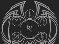 rune  circle | spell circle photo: rune Tribal_Spell_Circle_by_Xelioth.jpg