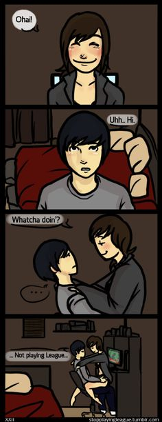 This is so me and Josh haha ~Alexis Nightmare ©