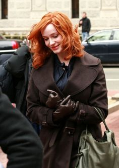 """Christina Hendricks A poll of female readers taken by Esquire magazine named Hendricks """"the sexiest woman in the world"""" Most Beautiful Faces, Beautiful Women, Auburn, Cristina Hendricks, Best Testosterone, Classy Hairstyles, Hollywood Boulevard, Best Stretches, American Women"""
