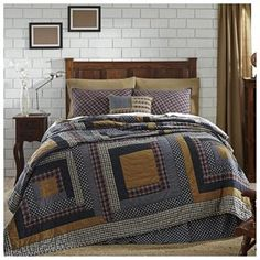 Westport Queen Quilt 90x90 1 of 1