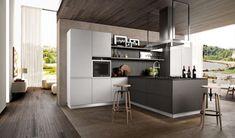 Fantastiche immagini su abbinare il pavimento alla cucina how