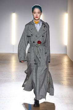 Christian Dada Fall 2018 Menswear Fashion Show Collection