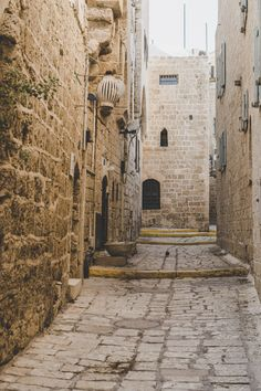 Israël : Balade dans les ruelles de Tel Aviv-Jaffa. - Paris tu Paris
