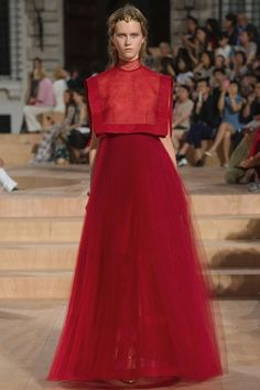 Maison Valentino by Maria Grazia Chiuri and Pierpaolo Piccioli Haute Couture Fall Winter 2015/16 Mirabilia Romae Rome