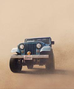 Stiles jeep