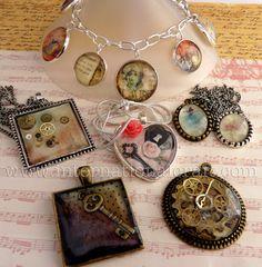 Jewellery making with International Craft: Photo & Mixed Media Jewellery Inspirations