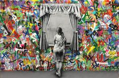 Martin Whatson - Figure at the Window