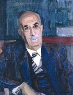 Portrait of a man - Panayiotis Tetsis Classical Period, Classical Art, Hellenistic Period, Famous Words, Art Database, Cannes Film Festival, Short Film, Impressionism, Greece