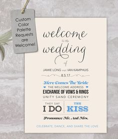 Diy kit custom rustic wedding program fans personalized do it wedding program fan template calligraphy diy printable solutioingenieria Image collections