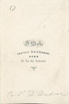 Fratelli D'Alessandri - Trade mark