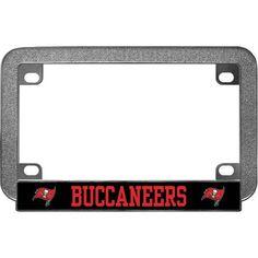 Tampa Bay Buccaneers Motorcycle Frame - $19.99