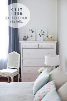 http://www.sweetasacandy.com/2015/03/my-home-la-camera-da-letto.html #bedroom