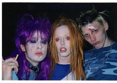 Jo Jo Americo , Walt Paper and Whillyem by Sarah THE CLUB KID FAN, via Flickr